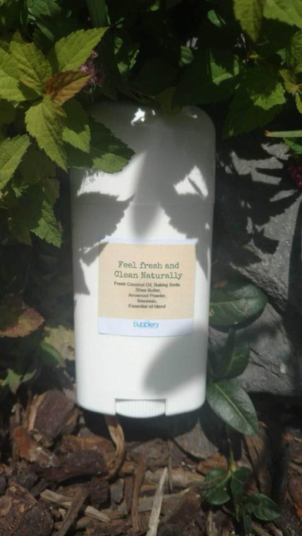 Natural Deodorant- Egyptian Musk and Citrus