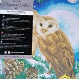Moonlight Perch Crystal Art Kit