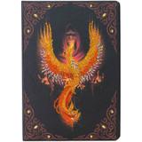 Craft Buddy Anne Stokes Phoenix Rising Crystal Art Notebook
