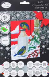 Image of Birds Milkshake X L card packaging