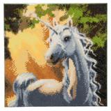 Image of Craft Buddy Sunshine Unicorn crystal art kit design