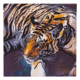 Image of Craft Buddy The Tiger Crystal Art kit design