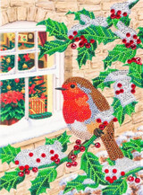 Image of Robin At The Window X L card
