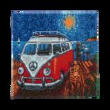 Craft Buddy Camper Van Go crystal art design