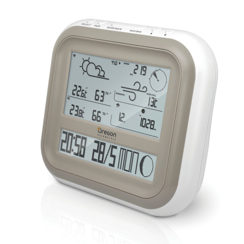WMR500 Pro ALL-IN-1 Weather Station