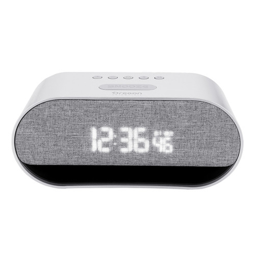 CIR600 Resonance Music LED Digital Alarm Clock with Stereo Bluetooth Speaker