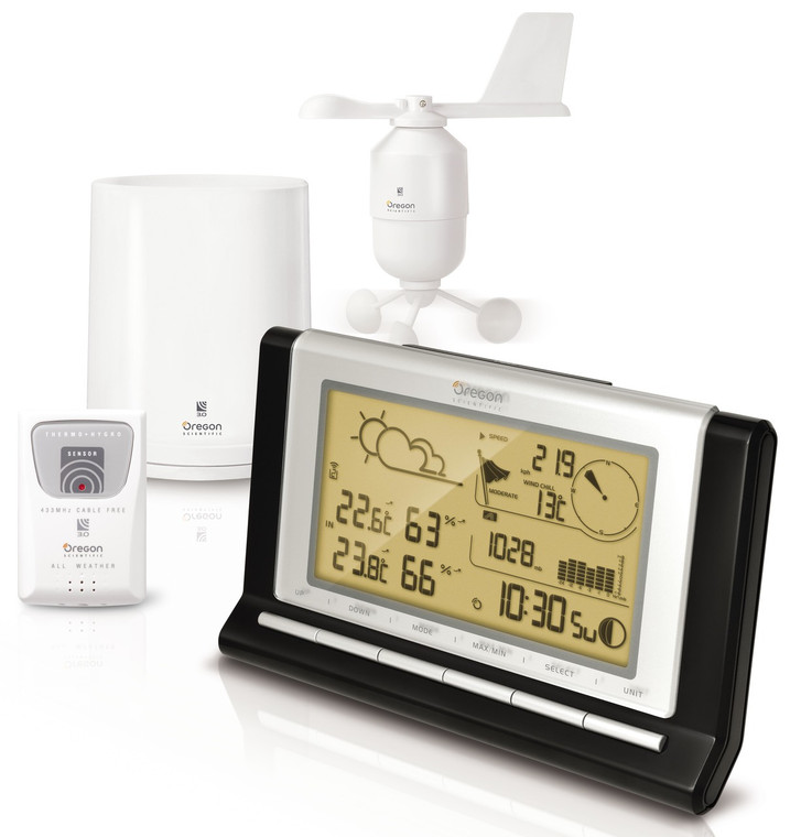 WMR89 Wireless Pro Weather Station with USB Upload