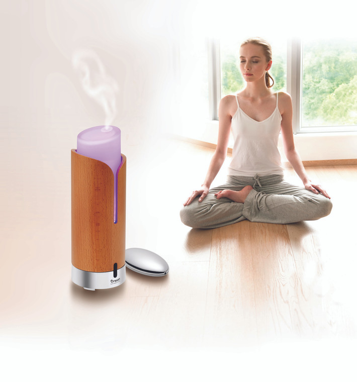 WS909 Wooden Aroma Diffuser