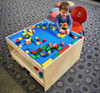 3branch discovery mini™ Play Activity Table Legos