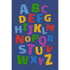 Alphabet Scramble - Rectangle Small Rug 1