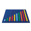 Counting Color Grid - Rectangle Large Rug 2