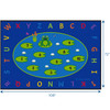 Lily Pad Counting Fun - Rectangle Small Rug