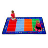 ABC Squares - Rectangle Small Rug