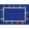 Infant Alphabet - Rectangle Small Rug, CPR544