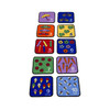 Let's Learn How to Count Seating Squares - Set of 10 3