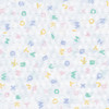 Angeles Rest™ ABC Cot Sheet -Toddler or Standard, AFB5700x