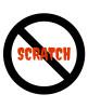 Scratch-resistant