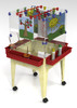 Childbrite Youth 4 Station Space Saver Easel - 24""