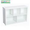 Guidecraft Classic White Bookshelf 1