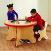 Safari Kids Magnetic Play Table