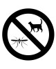 Protects against animal and insect borne diseases.