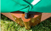 Telescoping Square Sandbox Canopy & Cover, 300001361