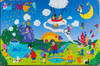 Playscapes Harmony Park Wall Mural, 30-SML-HPS