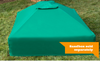 Collapsible Sandbox Cover Square 4ft x 4ft 1