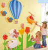 Wooden Play Wall Decoration Collection