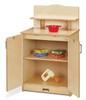 Jonti-Craft® Culinary Creations  Cupboard Open