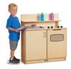 Pretend Play Kitchen Activity Center
