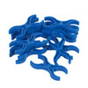PlayPanel Double Claws – Blue, Set of 12