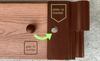 "Classic Sienna Straight Playground Border 16' – 1"" Profile, 300001051"
