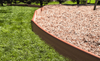 """Classic Sienna Curved Playground Border 16' – 1"""" Profile 1"""