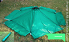 """Composite Sandbox Kit Square 4x4ft 2 Level /w Collapsible Cover, 1"""" Profile"""