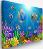 2' x 4' Under The Sea #1