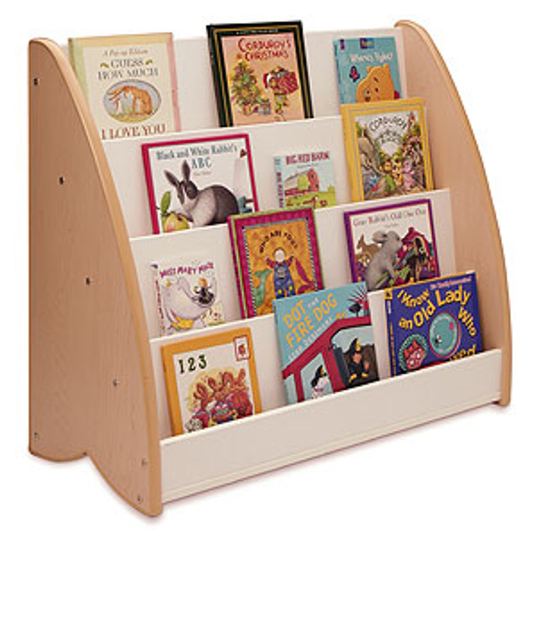 Whitney Brother Newwave Book Display Kids Bookshelves Daycare Classroom