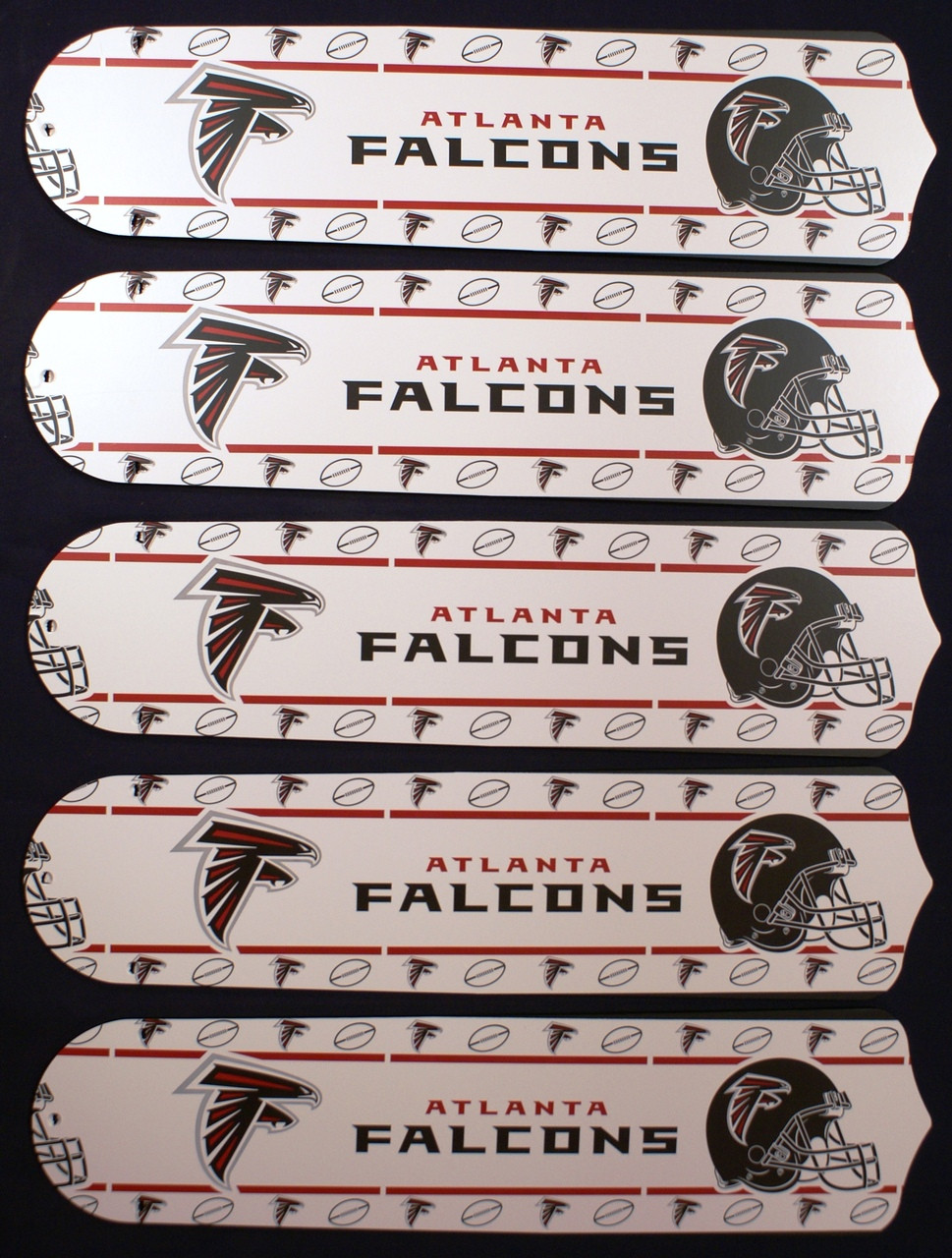 New NFL ATLANTA FALCONS FOOTBALL Ceiling Fan 52/""