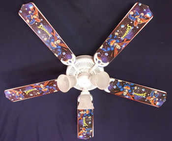"Superman DC Hero 52"" Ceiling Fan"