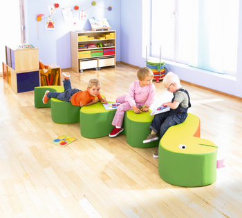 HABA Sit and Play Snake 1
