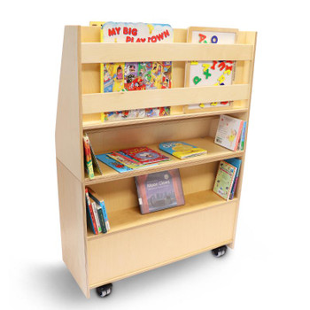 Deluxe Mobile Book Library 2