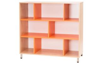 Orange Infuse Color Medium Wall Cabinet
