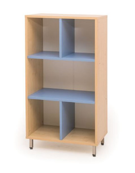 Blue Infuse Color Small Wall Cabinet