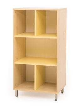 Yellow Infuse Color Small Wall Cabinet