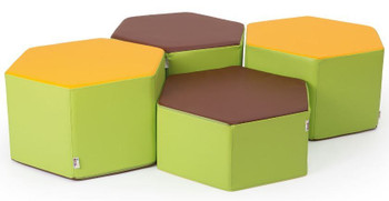 Honeycomb Seating Set