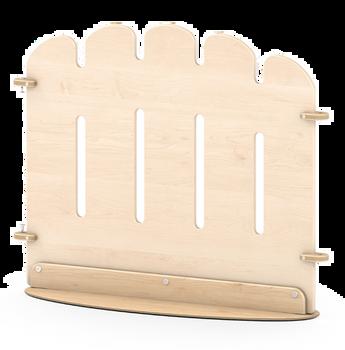 Novum Fence Sensory Partition, 6512465