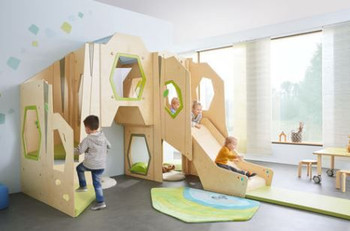 Grow.upp Monkey Slide Loft