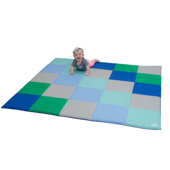 Children's Factory Patchwork Mat 1