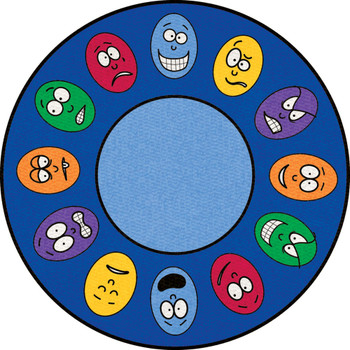 Expressions - Round Small Rug