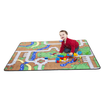 Building Blocks - Rectangular Value Size Rug 2